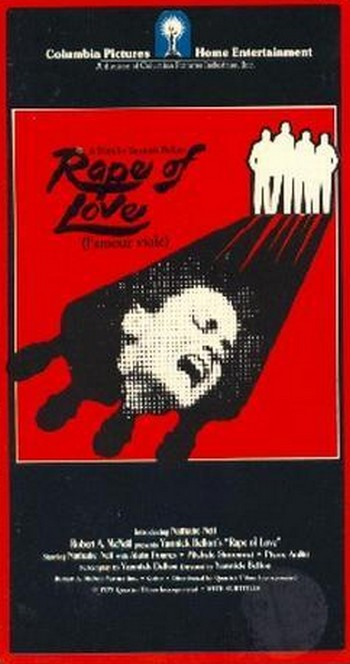L'amour viole locandina 4