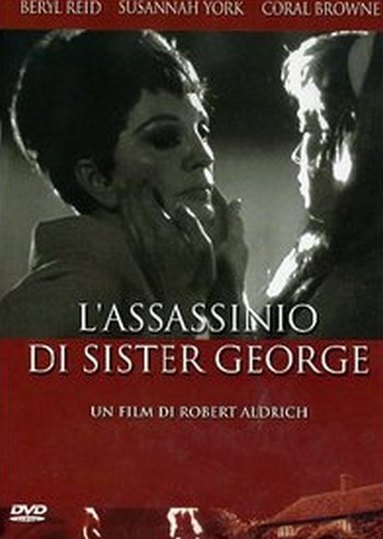 L'assassinio di Sister George locandina 1
