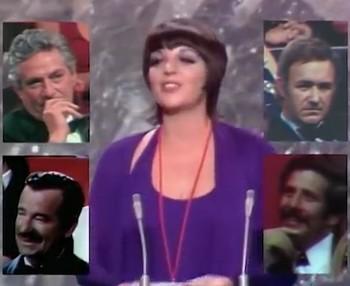Liza Minnelli premia il miglior attore