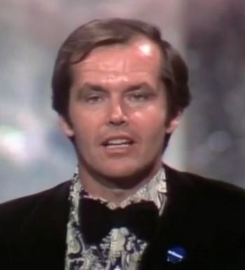 Nicholson premia il miglior film
