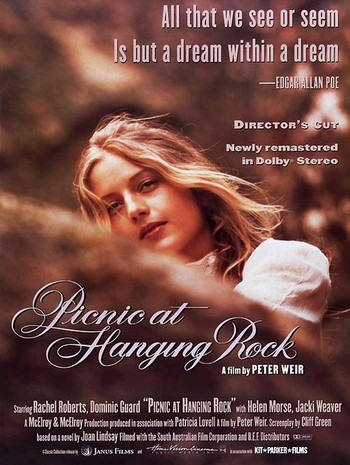 Picnic a Hanging rock locandina 1