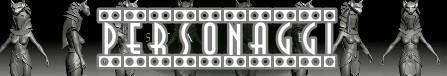 Stargate banner personaggi