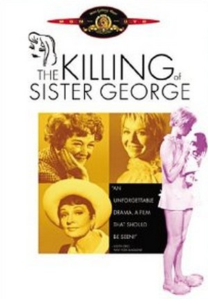 The Killing Of Sister George locandina 1