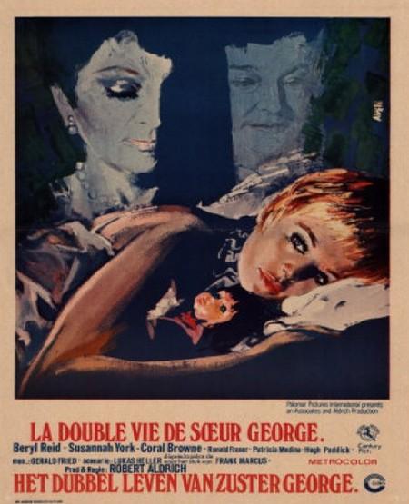 The Killing Of Sister George locandina 4