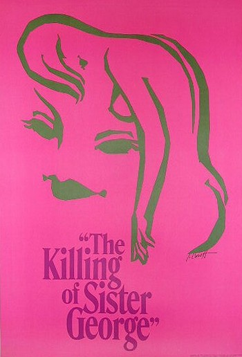 The Killing Of Sister George locandina 5