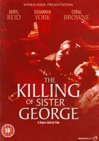 The Killing Of Sister George locandina 6