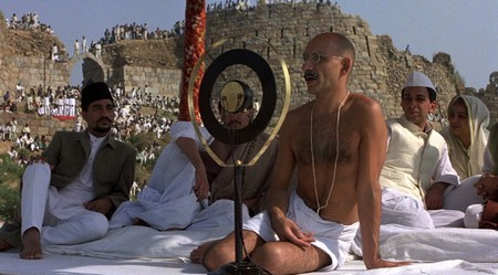 1 Gandhi ,Richard Attenborough