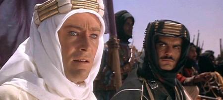 1- Lawrence D'Arabia