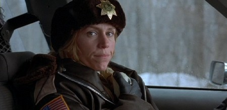 4 Frances McDormand - Fargo