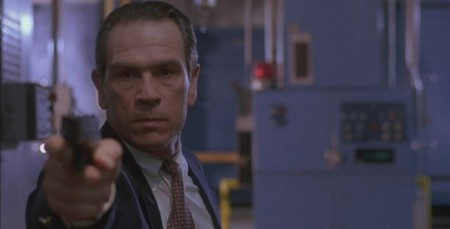 5 Tommy Lee Jones - Il fuggitivo