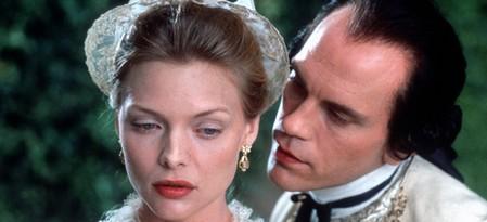 6 Michelle Pfeiffer - Le relazioni pericolose