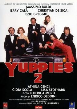 9 Yuppies 2 locandina