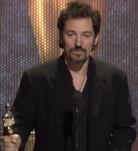 Bruce Springsteen Oscar