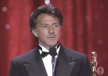 Dustin Hoffman oscar 2