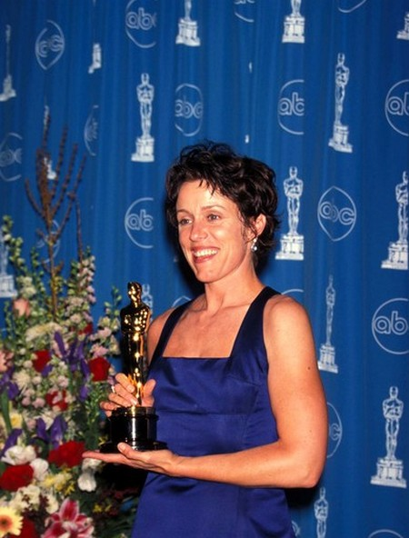 Frances McDormand Oscar