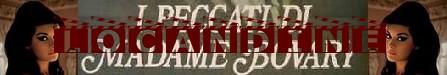 I peccati di Madame Bovary banner locandine