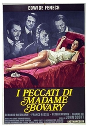 I peccati di Madame Bovary locandina 1