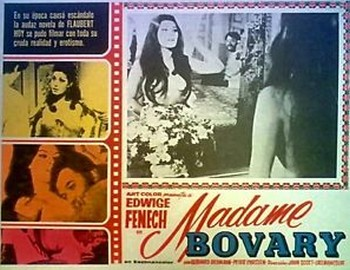 I peccati di Madame Bovary locandina lc1