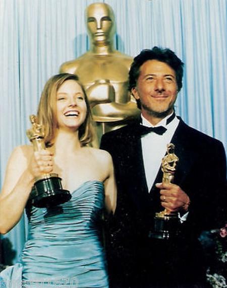 Jodie Foster Hoffman oscar