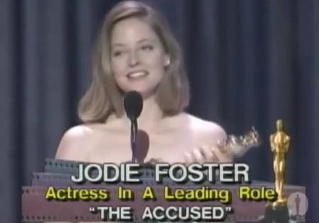 Jodie Foster oscar 2