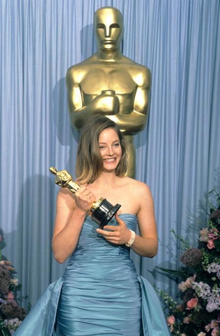 Jodie Foster oscar