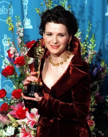 Juliette Binoche Oscar 2