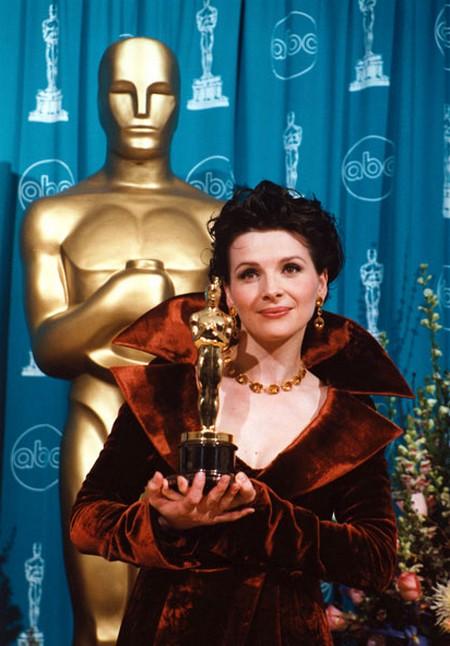 Juliette Binoche Oscar
