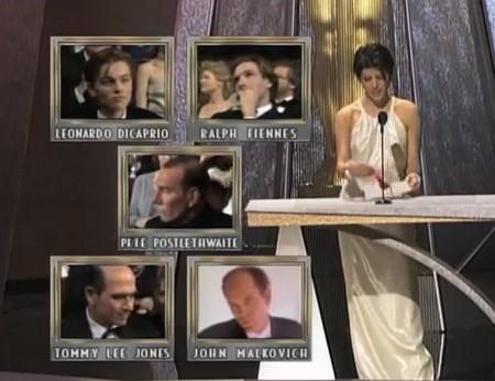 Nomination Oscar attore protagonista