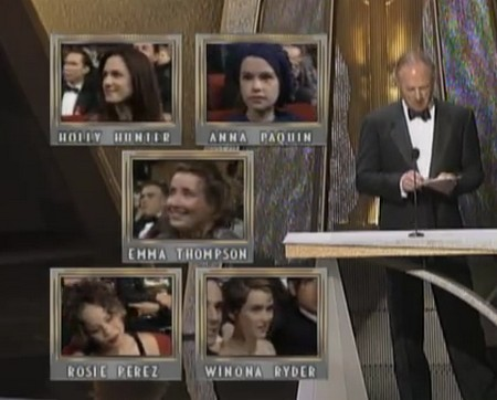 Nomination Oscar attrice non protagonista