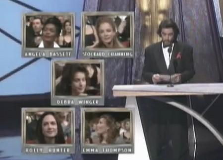 Nomination Oscar attrice  protagonista