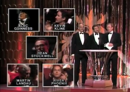 Nomination Oscar miglior attore non protagonista