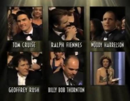 Nomination Oscar Miglior attore