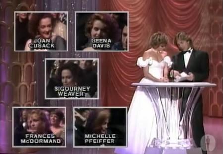 Nomination Oscar miglior attrice non protagonista