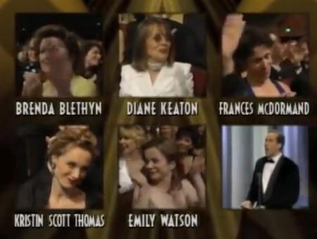 Nomination Oscar Miglior attrice
