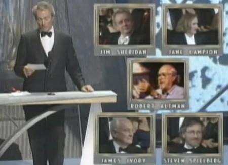 Nomination Oscar regia