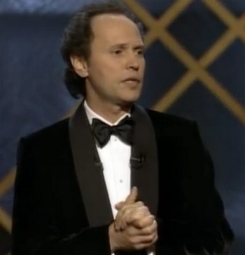 Oscar presentatore Billy Cristal