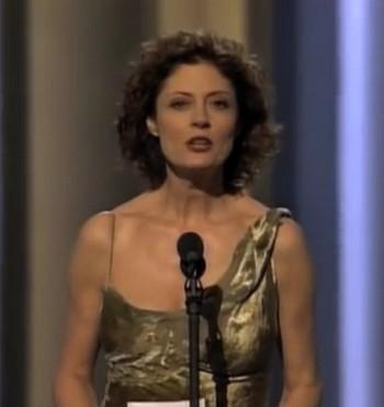 Oscar presentatore Susan sarandon