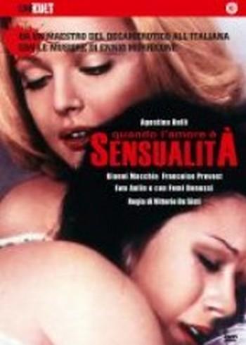 Quando l'amore è sensualità locandina 2