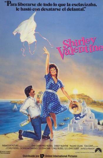 Shirley Valentine la mia seconda vita locandina 3
