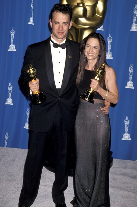 Tom Hanks e Holly Hunter Oscar