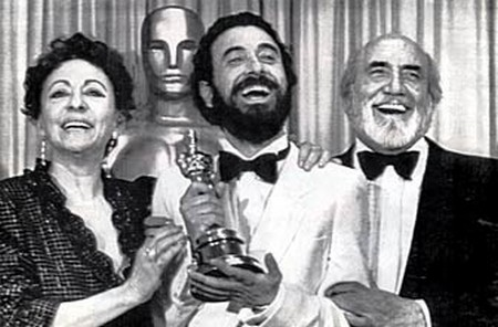 Volver a empezar Oscar
