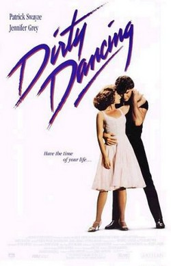 17 Dirty Dancing locandina