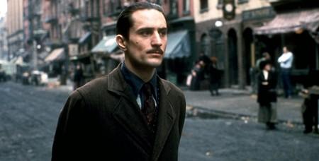 4 Robert De Niro - Il padrino - Parte II