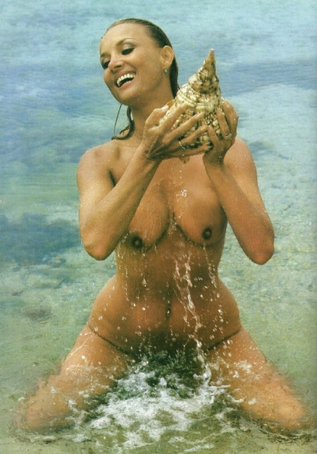 Barbara Bouchet Photobook 12