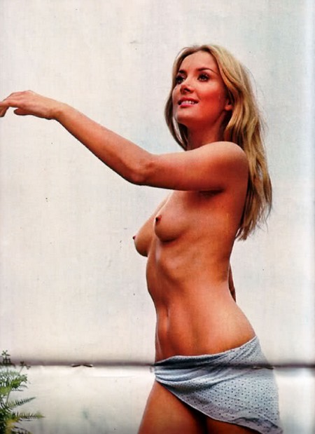 Barbara Bouchet Photobook 5
