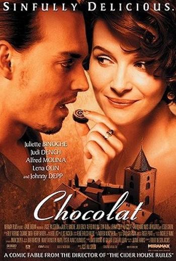 Chocolat locandina 1