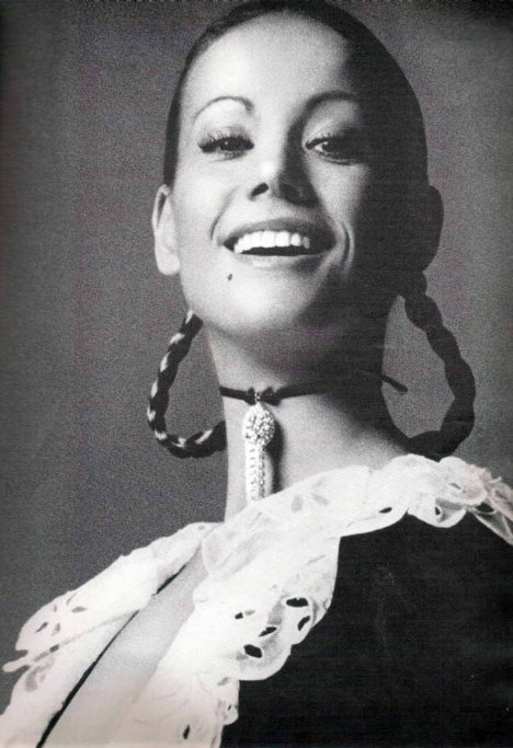 Claudine Auger Photobook 1