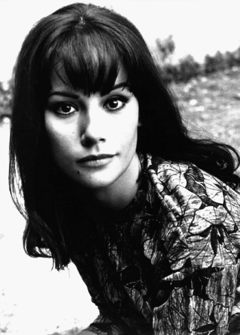 Claudine Auger Photobook 10