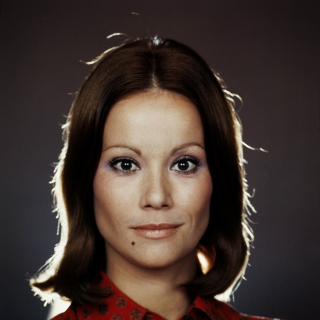 Files Pictures of French Actress Claudine Auger