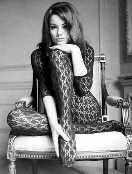 Claudine Auger Photobook 2